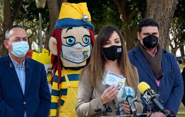 Más de 45.000 escolares estrenarán mascarillas reutilizables con mensajes sobre el cuidado del medio ambiente - 1, Foto 1