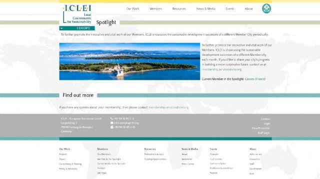 El Ayuntamiento se incorpora a ICLEI, la asociación de gobiernos locales para el desarrollo sostenible - 1, Foto 1