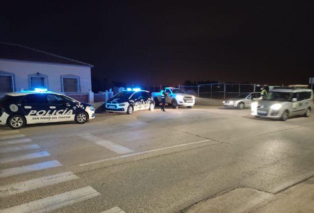Continúan los controles policiales para comprobar el cumplimiento de las medidas de seguridad frente a la Covid - 1, Foto 1