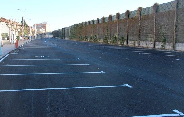 El Ayuntamiento habilita más de 70 plazas de aparcamiento en la Urbanización Sur - 1, Foto 1