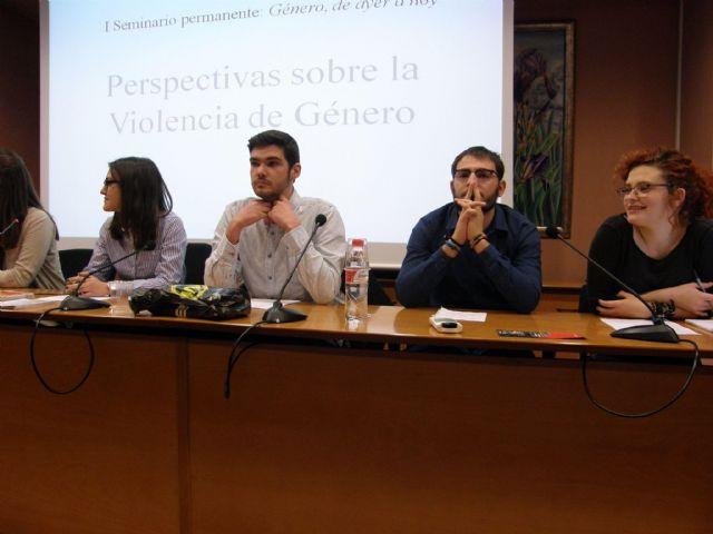 El CAVI de Cieza participa en el seminario permanente Perspectivas sobre la violencia de género - 1, Foto 1