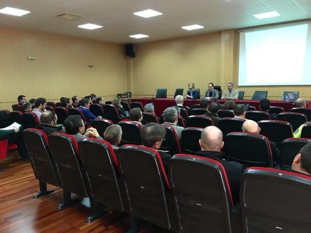 La Comunidad muestra las particularidades del nuevo Plan de Protección Civil ante Riesgo Sísmico a técnicos municipales - 1, Foto 1