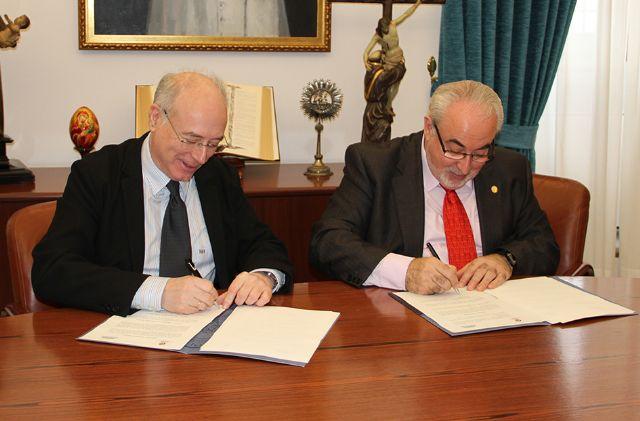 Acuerdo de colaboración entre la UCAM y el Hospital de Molina - 1, Foto 1