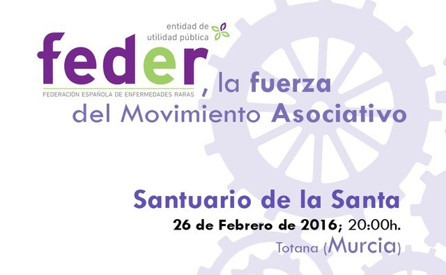 "The value of partnering arrives tomorrow to Murcia with the presentation of ""FEDER, the strength of associations"""