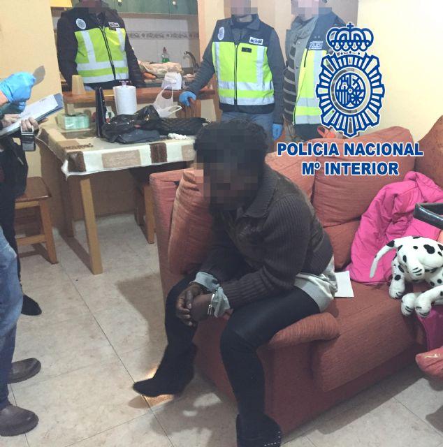 La Policía Nacional rescata a una mujer que acababa de llegar a España para ser explotada sexualmente - 1, Foto 1