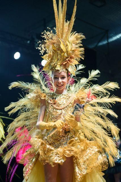 Ana Cristina Hernández y Marina Lardín , nuevas musas del carnaval de Mazarrón, Foto 3