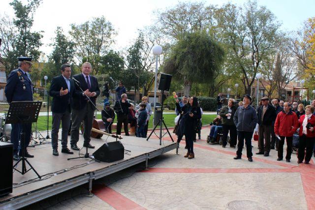 Abrieron las puertas al público del rehabilitado Parque de Aviación en Alcantarilla - 3, Foto 3