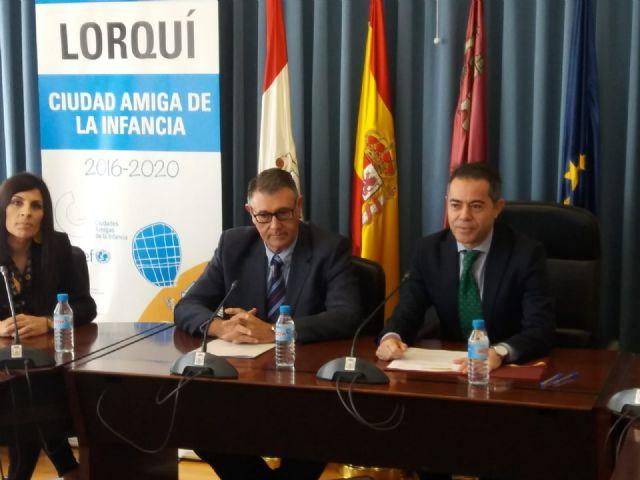 La CHS y el Ayuntamiento de Lorquí firman un acuerdo para promover el bosque de ribera en el río Segura - 1, Foto 1