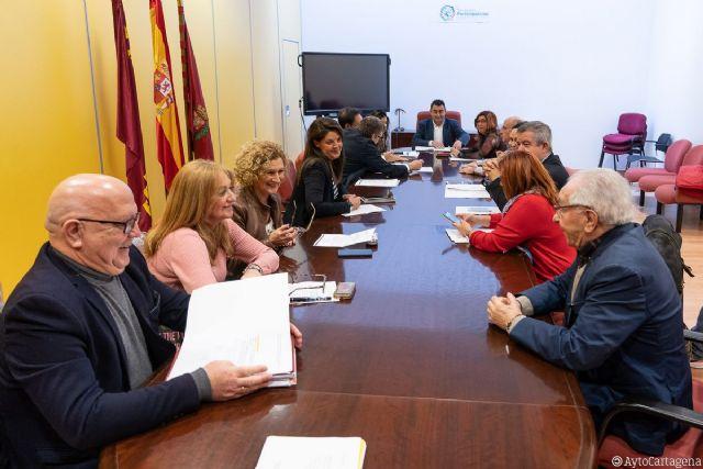 El avance de la liquidación sitúa en 11,9 millones de euros el  superávit del Ayuntamiento de Cartagena en 2018 - 1, Foto 1