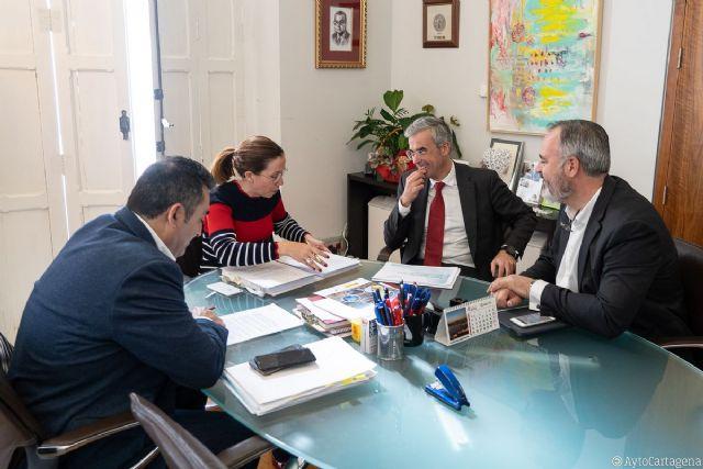 Redexis presenta a la alcaldesa de Cartagena su ´proyecto piloto´ de energía solar fotovoltaica para los ciudadanos - 1, Foto 1