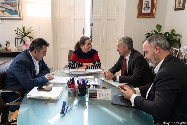 Redexis presenta a la alcaldesa de Cartagena su ´proyecto piloto´ de energía solar fotovoltaica para los ciudadanos - 2, Foto 2