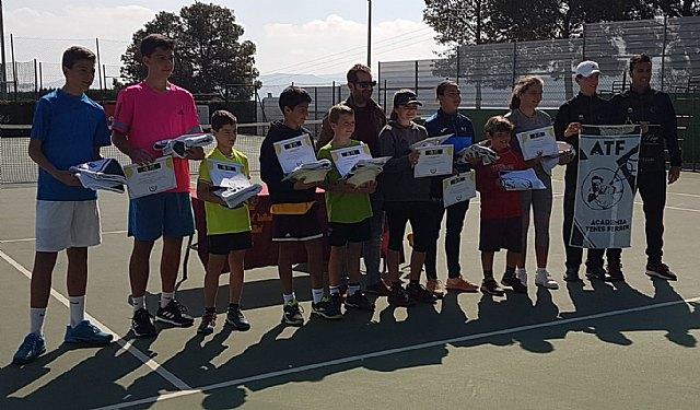 "Entrega de premios del XIX Open Promesas de Tenis ""Ciudad de Totana"", Foto 1"