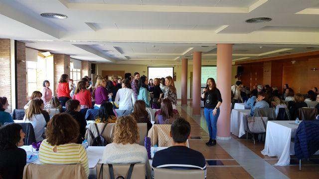 El V Foro Educaci�n y Emoci�n se desarroll� con gran �xito el pasado fin de semana, Foto 7