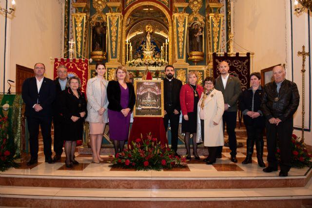 Presentados el cartel y la revista de la Semana Santa de Mazarrón, Foto 2