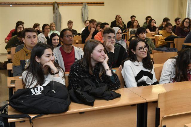 Arranca la XXXIII Semana de Biología en la Universidad de Murcia - 1, Foto 1