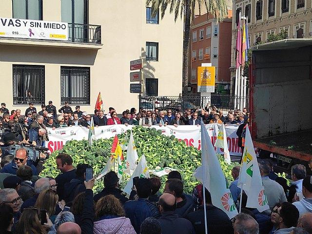 El campo español agoniza: ¡¡Los agricultores han dicho basta ya!! - 1, Foto 1
