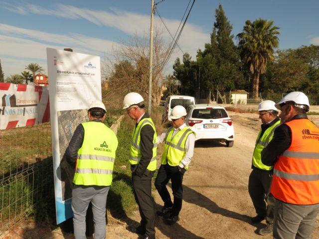 18 hogares de Zarandona dispondrán en las próximas semanas de servicio de alcantarillado - 2, Foto 2