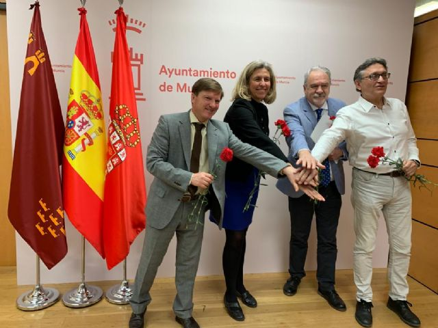 La III Feria del Libro de Murcia se celebrará del 7 al 12 de octubre en la Avenida Alfonso X El Sabio - 1, Foto 1