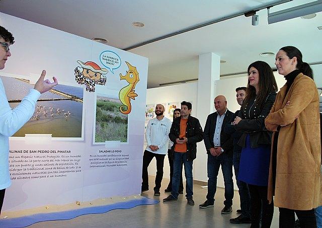 El Plan Director Villa Sostenible de Fuente Álamo dedica el Día mundial de los humedales al Mar Menor y su entorno - 2, Foto 2