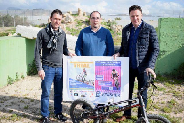 Mazarrón se prepara para vivir un nuevo domingo de ciclismo con pruebas de trial y mtb - 3, Foto 3