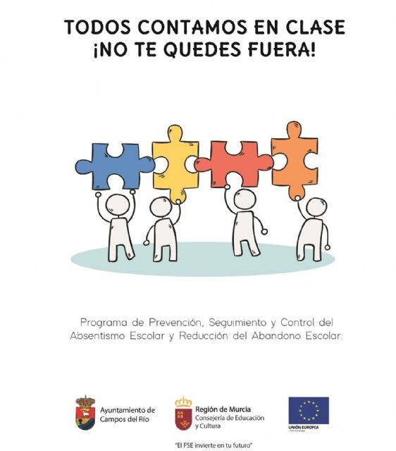Programa de Prevención, Seguimiento y Control de Absentismo Escolar y Reducción del Abandono Escolar - 1, Foto 1