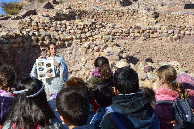 [Turismo retoma las visitas guiadas al yacimiento arqueológico de La Bastida, programadas ya a partir de marzo