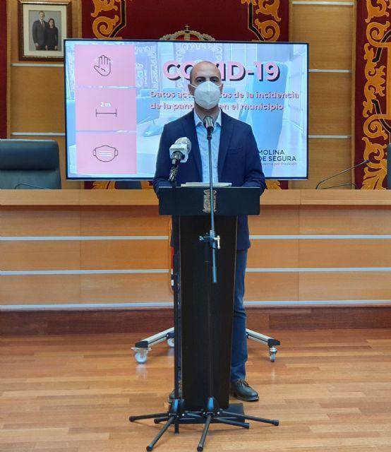El Ayuntamiento de Molina de Segura aprobará en 2021 un paquete de subvenciones al sector hostelero, al que destinará una partida de 150.000 euros - 1, Foto 1