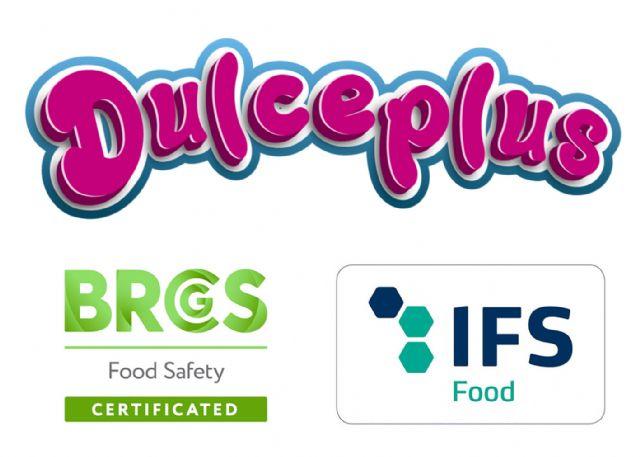 Dulceplus Golosinas renueva sus certificados internacionales de seguridad alimentaria - 1, Foto 1