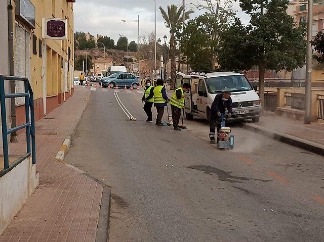 Brigada municipal: trabajos realizados miércoles 24 y jueves 25 de febrero - 3, Foto 3
