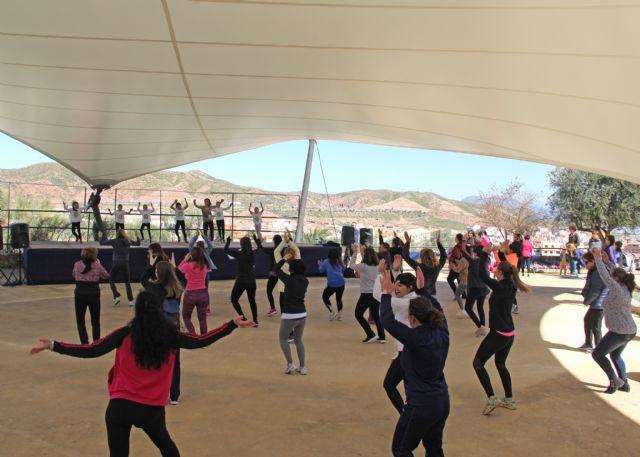 Puerto Lumbreras celebra una jornada de convivencia saludable para cerrar el Mes de la Mujer - 1, Foto 1