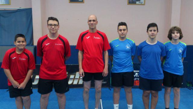 2ª nacional. grupo 9 - Totana TM 1 -- Tecnigen Linares 5, Foto 6
