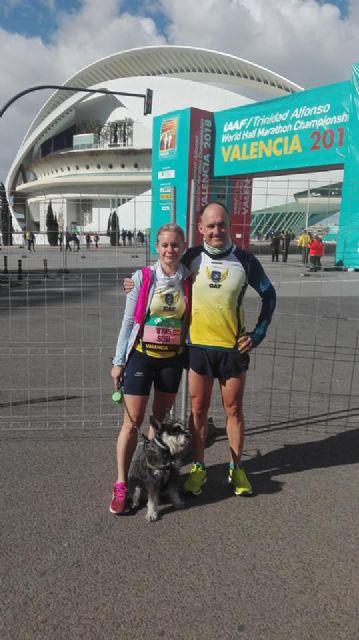 El Club Atletismo Totana presente en dos pruebas de la Comunidad Valenciana