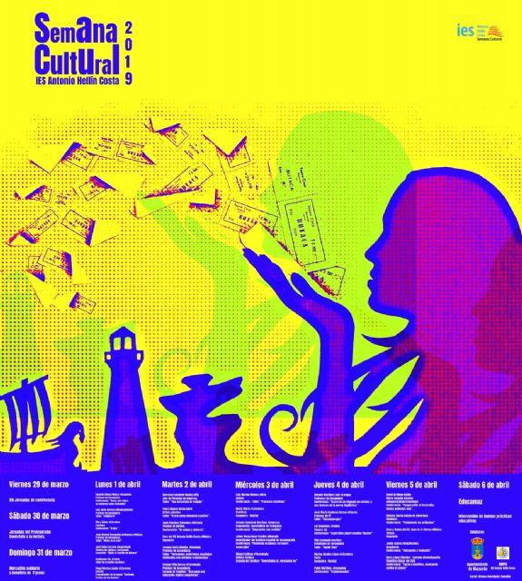 El IES Antonio Hellín celebra su I Semana Cultural del 29 de marzo al 6 de abril - 2, Foto 2