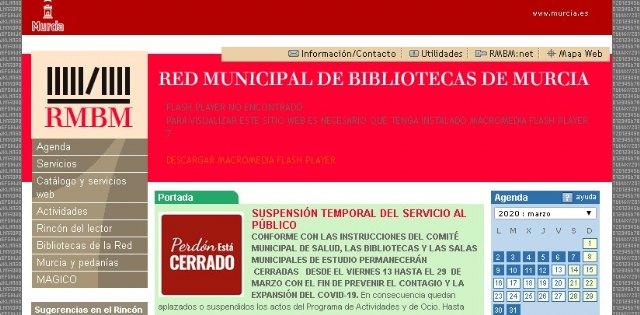 La RMBM pone a disposición de los murcianos el catálogo digital de libros y películas - 1, Foto 1