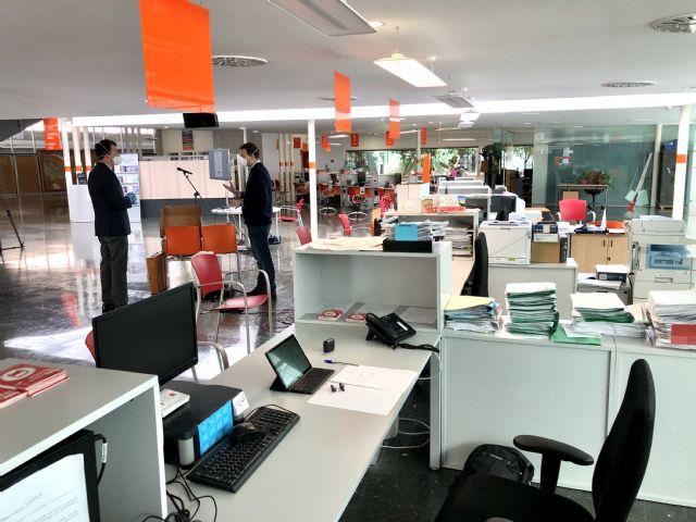 Cerca de 1.000 empleados públicos ya tienen acceso al teletrabajo mediante escritorio remoto - 3, Foto 3