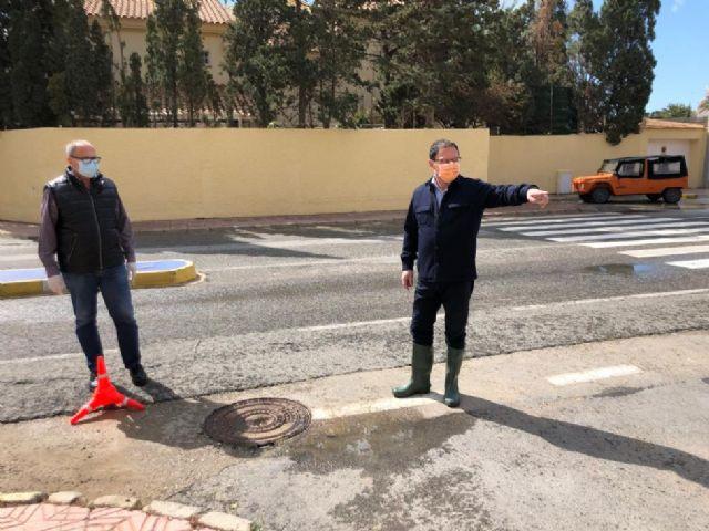 La limpieza y el mantenimiento constantes de Bahía evitan que la urbanización quede anegada por las lluvias durante días, Foto 1