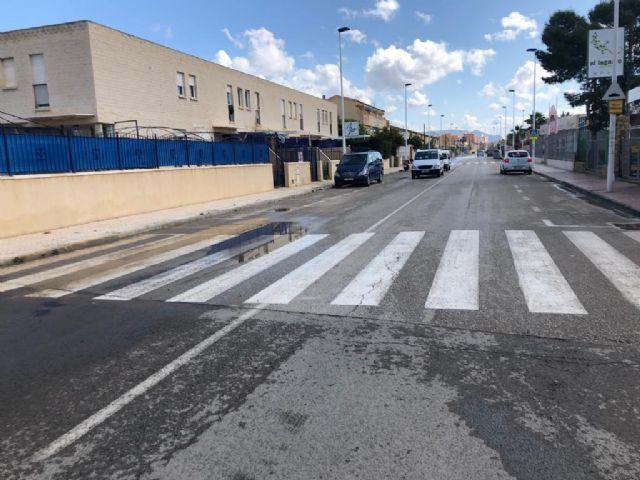 La limpieza y el mantenimiento constantes de Bahía evitan que la urbanización quede anegada por las lluvias durante días, Foto 2