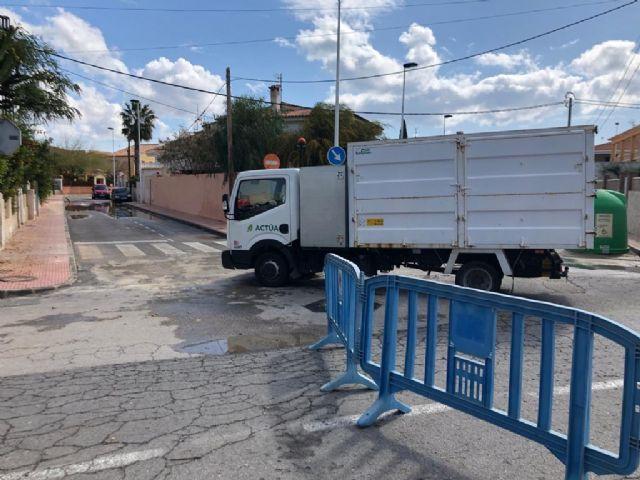 La limpieza y el mantenimiento constantes de Bahía evitan que la urbanización quede anegada por las lluvias durante días, Foto 3