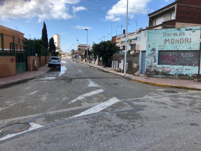 La limpieza y el mantenimiento constantes de Bahía evitan que la urbanización quede anegada por las lluvias durante días, Foto 4
