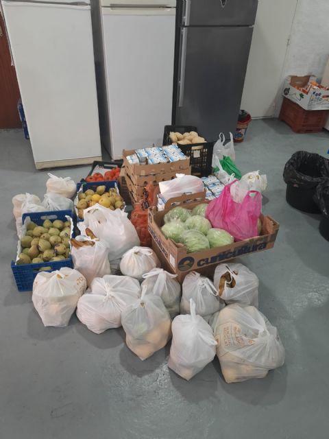 El Ayuntamiento de Molina de Segura dona a Cáritas alimentos de las escuelas infantiles del municipio - 1, Foto 1