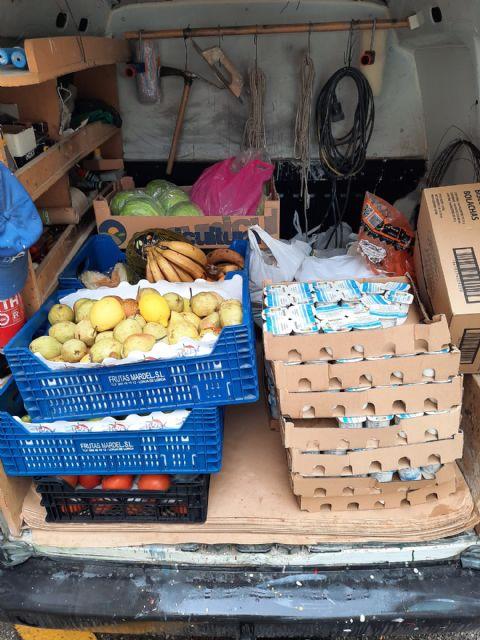 El Ayuntamiento de Molina de Segura dona a Cáritas alimentos de las escuelas infantiles del municipio - 5, Foto 5