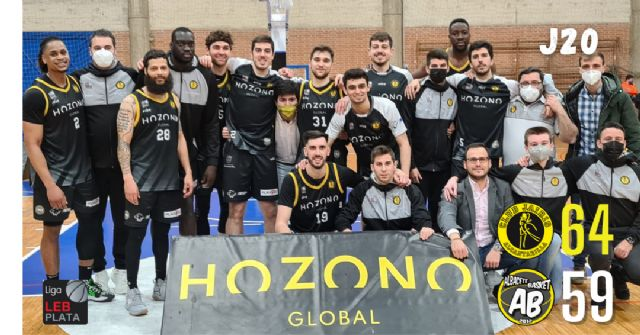 Hozono Global Jairis alarga su buena racha al vencer al Albacete Basket - 1, Foto 1