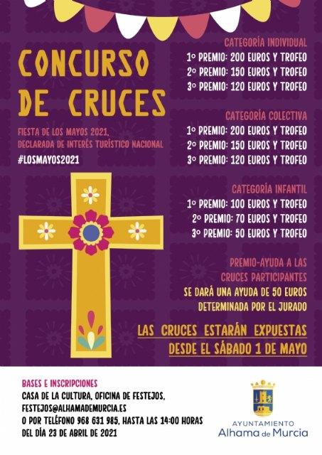 Festejos presenta las bases de los concursos de Mayos 2021 - 2, Foto 2