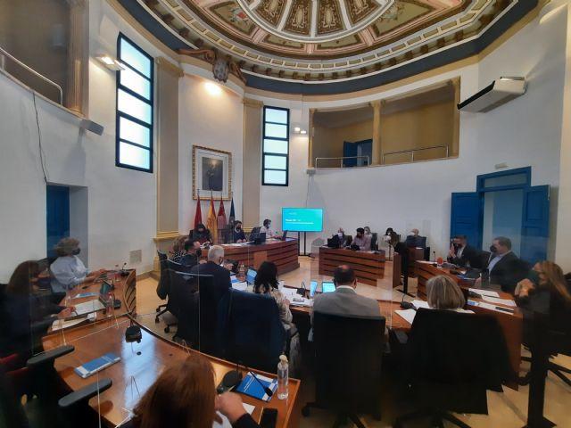 El Pleno aprueba el convenio para cubrir el tramo soterrado del Corredor Mediterráneo a su paso por Alcantarilla - 1, Foto 1