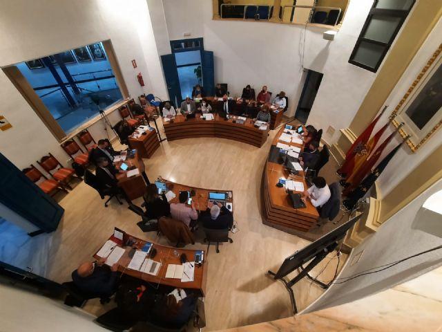El Pleno aprueba el convenio para cubrir el tramo soterrado del Corredor Mediterráneo a su paso por Alcantarilla - 2, Foto 2