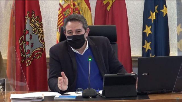 El Pleno aprueba el convenio para cubrir el tramo soterrado del Corredor Mediterráneo a su paso por Alcantarilla - 3, Foto 3