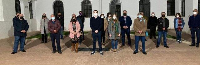 [Los socialistas de Totana eligen como nuevo secretario general a Víctor Balsas Cánovas