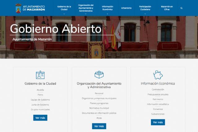 La estrategia de gobierno abierto da origen al portal de la transparencia, Foto 2