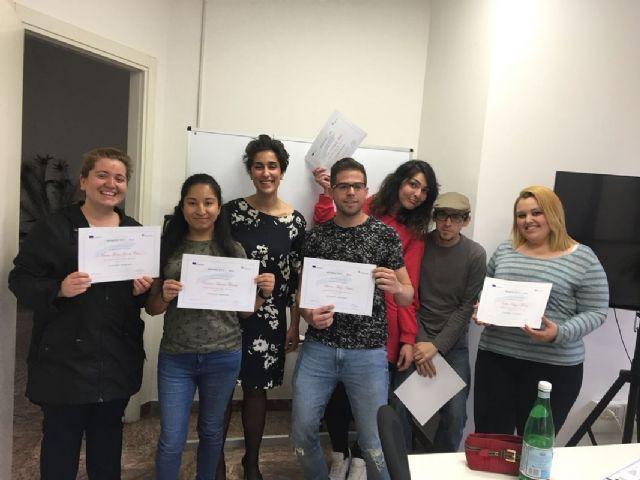 16 alumnos de la ADLE haran practicas en Italia y Portugal gracias al programa ERASMUS+ - 1, Foto 1