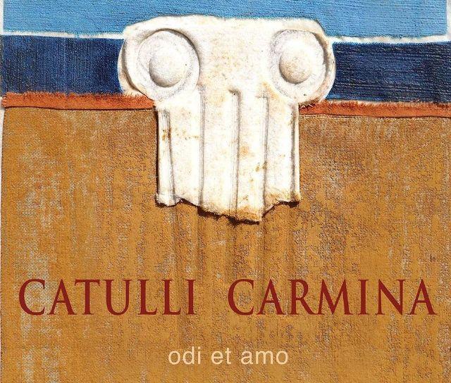 Inmersion en el mundo clasico con Catulli carmina. Odi et amo en el Museo Teatro Romano de Cartagena - 1, Foto 1